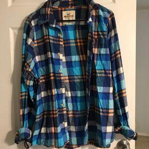 Hollister Tops - Hollister flannel shirt
